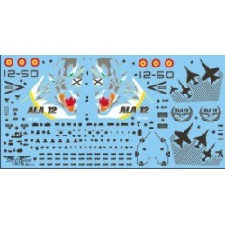 SE2972 / 12th Wing 50 Years Commemorative