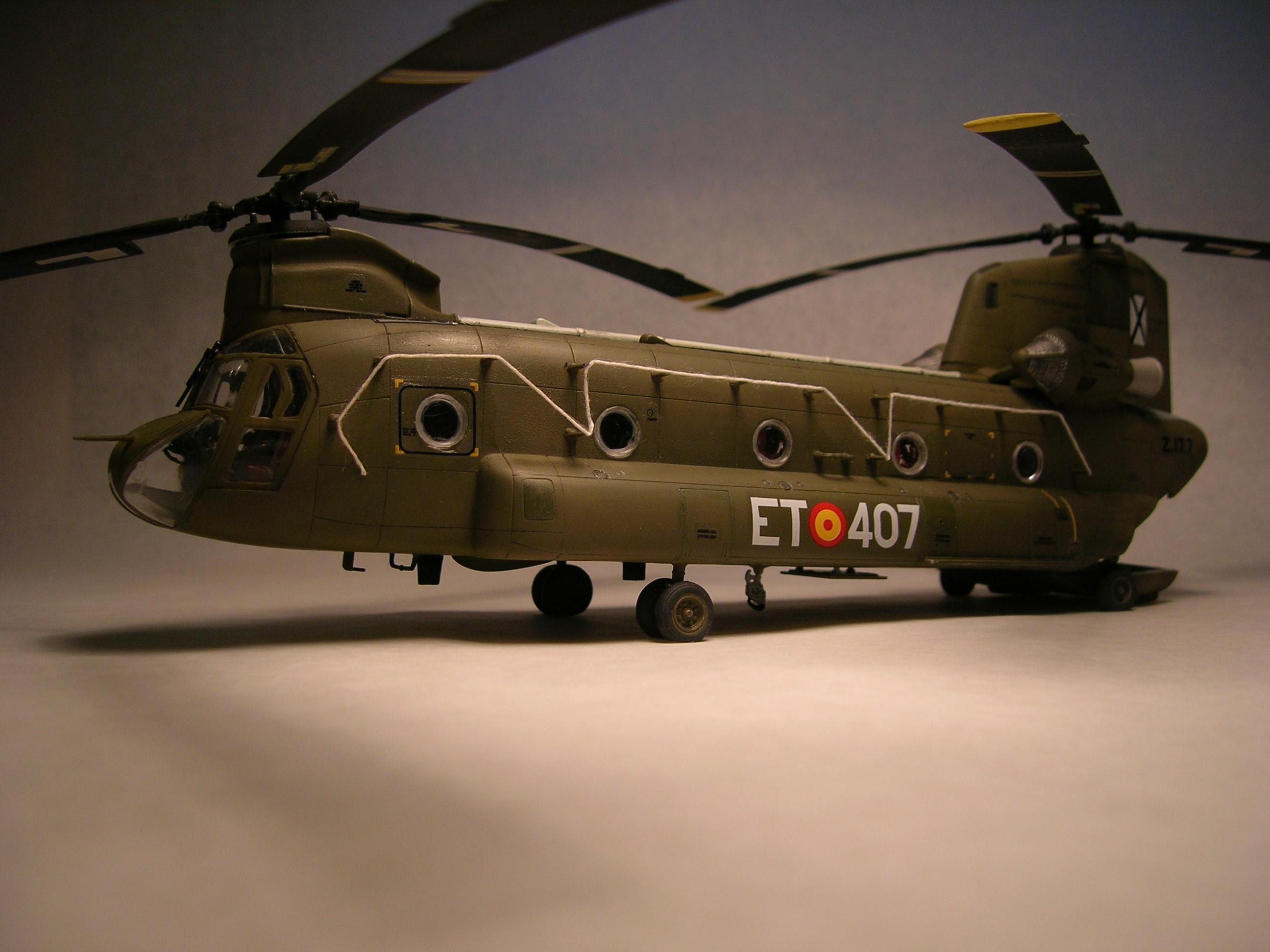 CH-47 C/D CHINOOK - BHELTRA V