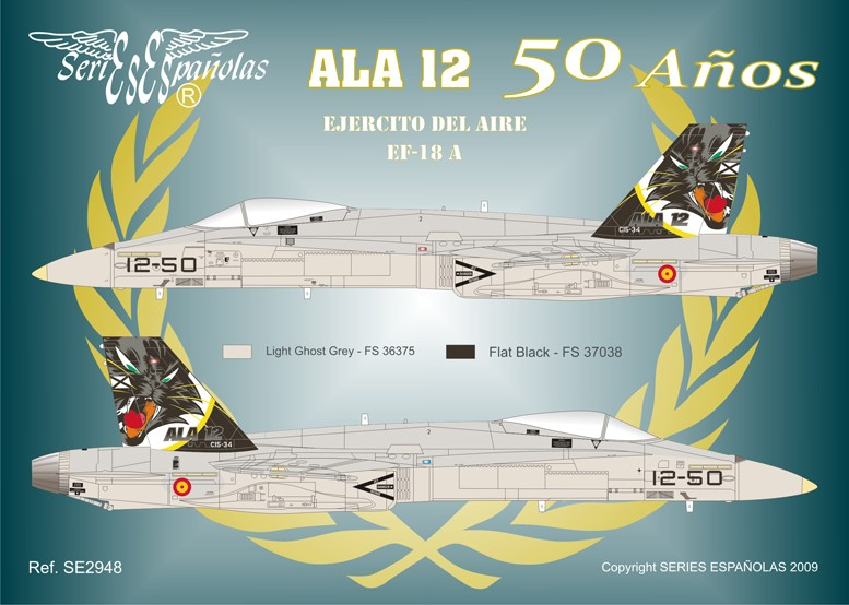 50 Years 12th Wing