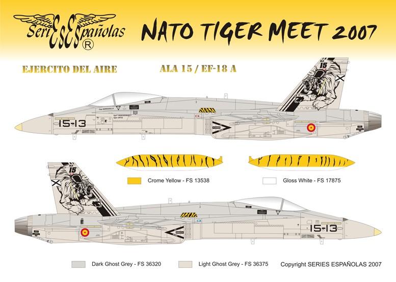 NATO TIGER MEET 2007