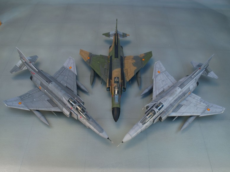 ALL THE DECALS YOU NEED FOR YOUR SPANISH AIR FORCE SCALE MODELS